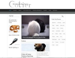 Cotier-Magazin