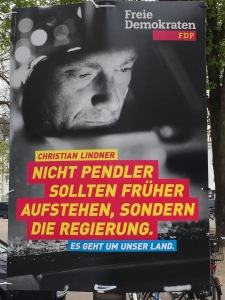 FDP_Plakat_NRW2017_Pendler