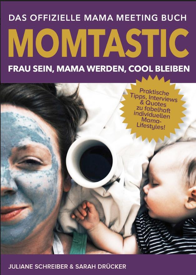 MOMTASTIC - Das Buch!